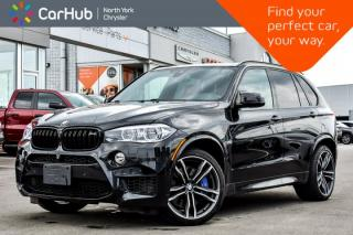 Used 2017 BMW X5 M |Harman.Kardon|HUD|Pano,Sunroof|Bluetooth|GPS|Backup.Cam|Keyless.Go| for sale in Thornhill, ON