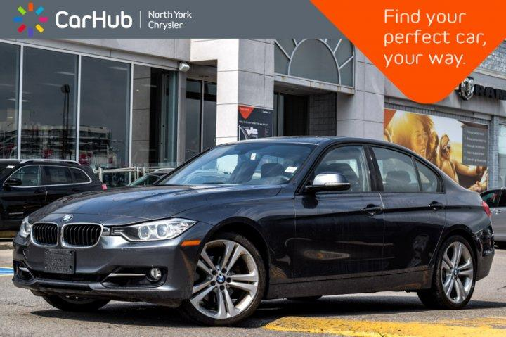 Used 2014 BMW 3 Series 328i xDrive|Light Pkg|Sunroof|GPS