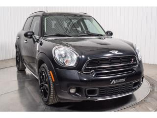 Used 2015 MINI Cooper Countryman S Awd Cuir Toit for sale in St-Constant, QC