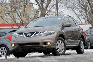 Used 2014 Nissan Murano SL AWD CVT for sale in Ottawa, ON