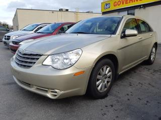 Used 2010 Chrysler Sebring LX for sale in Dundas, ON