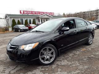 Used 2010 Acura CSX Tech Pkg for sale in Oshawa, ON