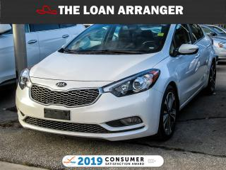 Used 2014 Kia Forte SX for sale in Barrie, ON