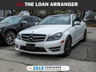 Used 2015 Mercedes-Benz C350 4Matic for sale in Barrie, ON