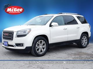 Used 2015 GMC Acadia SLT2 for sale in Peterborough, ON