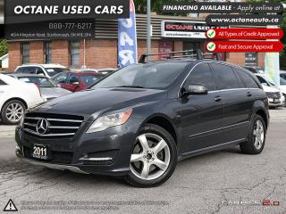 Used 2011 Mercedes-Benz R-Class ONTARIO VEHICLE! BlueTEC 4MATIC! for sale in Scarborough, ON