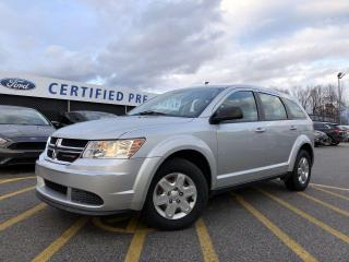 Used 2012 Dodge Journey CVP/SE Plus REMOTE KEYLESS ENTRY|TIRE PRESSURE MONITOR for sale in Barrie, ON