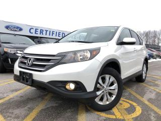 Used 2013 Honda CR-V EX AWD|HEATED SEATS|BLUETOOTH|SUNROOF for sale in Barrie, ON