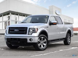 Used 2013 Ford F-150 5.0L- TAILGATE STEP for sale in Winnipeg, MB