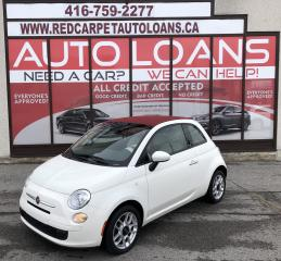 Used 2013 Fiat 500 C Pop for sale in Scarborough, ON
