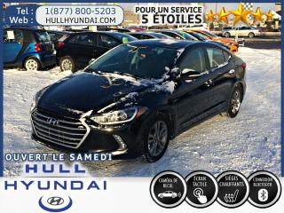 Used 2017 Hyundai Elantra Gl, Android for sale in Gatineau, QC