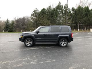 Used 2015 Jeep Patriot HIGH ALTITUDE 4WD for sale in Cayuga, ON