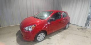 Used 2014 Mitsubishi Mirage ES à hayon 4 portes manuelle for sale in Sherbrooke, QC