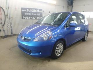 Used 2008 Honda Fit DX for sale in St-Raymond, QC