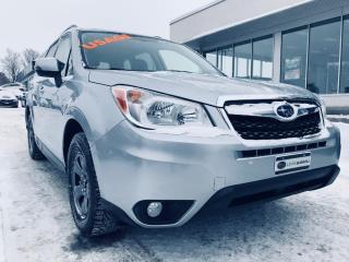 Used 2015 Subaru Forester 2.5i Ltd Pkg for sale in Lévis, QC