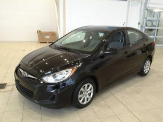 Used 2012 Hyundai Accent GL AC for sale in Longueuil, QC