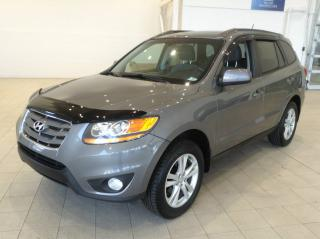 Used 2010 Hyundai Santa Fe AWD SPORT TOIT for sale in Longueuil, QC