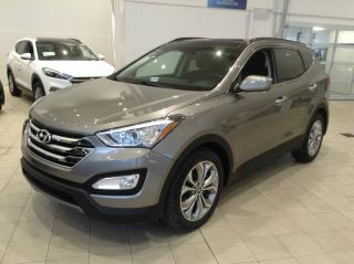 Used 2015 Hyundai Santa Fe AWD LIMITED CUIR TOIT NAV for sale in Longueuil, QC