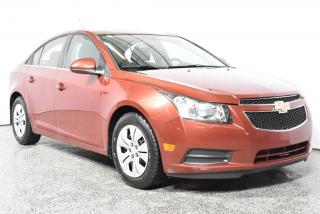 Used 2012 Chevrolet Cruze LT Turbo for sale in Drummondville, QC