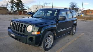 Used 2010 Jeep Patriot FWD 4dr Sport *Ltd Avail* for sale in Mississauga, ON
