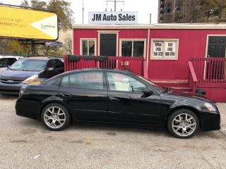 Used 2005 Nissan Altima 3.5 SE-R for sale in Toronto, ON