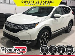Used 2018 Honda CR-V Touring Traction intégrale for sale in Donnacona, QC