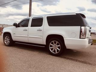 Used 2007 GMC Yukon XL Denali (Road Commander ) for sale in Mississauga, ON