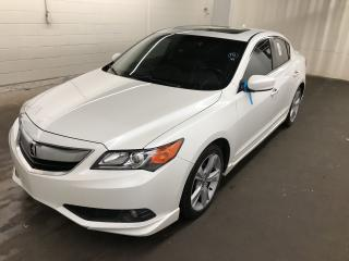 Used 2015 Acura ILX Dynamic w/Navi Pkg 6 Speed Manual for sale in BRAMPTON, ON