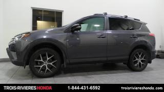 Used 2017 Toyota RAV4 se for sale in Trois-Rivières, QC