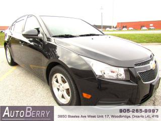 Used 2012 Chevrolet Cruze LT - 1.4L for sale in Woodbridge, ON