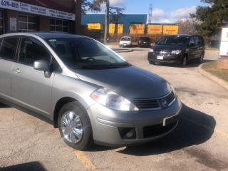 Used 2009 Nissan Versa 1.8 S/Auto/No Accidents/Two Sets of Ti for sale in Burlington, ON