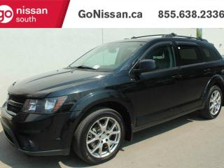 Used 2014 Dodge Journey RT, RALLYE, AWD, 7 PASS, SUNROOF, DVD for sale in Edmonton, AB