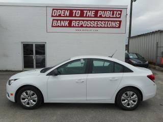 Used 2014 Chevrolet Cruze LS for sale in Toronto, ON