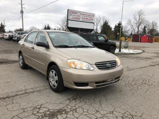 Used 2004 Toyota Corolla LE for sale in Komoka, ON