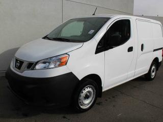 New 2019 Nissan NV200 Compact Cargo S 4dr FWD Compact Cargo Van for sale in Edmonton, AB
