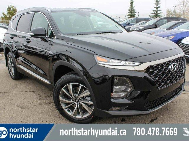 2793f121080e4 Used 2019 Hyundai Santa Fe PREFERRED-APPLE CAR PLAY  BACK UP CAM  HEATED  STEERING WHEEL  BLUETOOTH BLUELINK for Sale in Edmonton