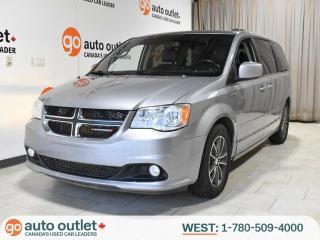 Used 2016 Dodge Grand Caravan SXT Premium Plus, Leather, Rear Climate Conrol for sale in Edmonton, AB