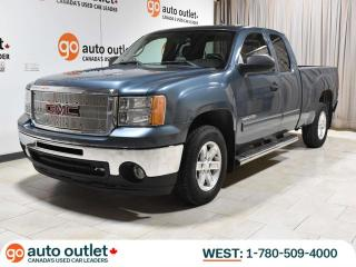 Used 2011 GMC Sierra 1500 ONE OWNER SLE 4x2 Ext Cab V8 for sale in Edmonton, AB