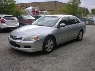 Used 2007 Honda Accord SE for sale in Richmond Hill, ON