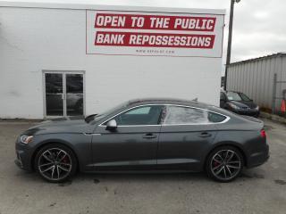 Used 2018 Audi S5 Technik for sale in Toronto, ON