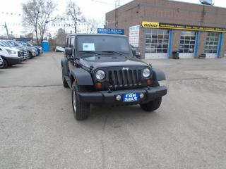 Used 2011 Jeep Wrangler RUBICON for sale in North York, ON