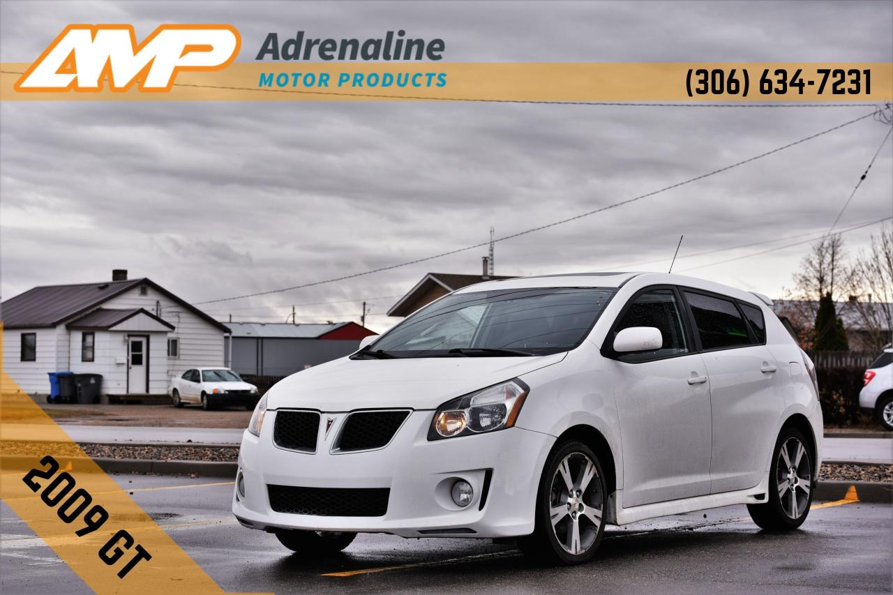 2009 Pontiac Vibe GT