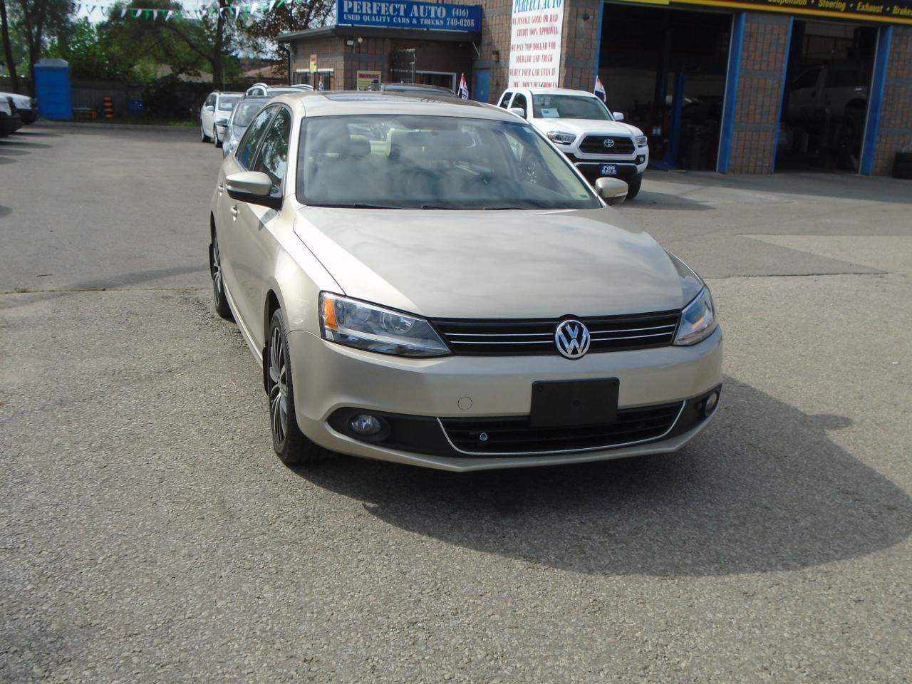 2013 Volkswagen Jetta HIGHLINE TDI