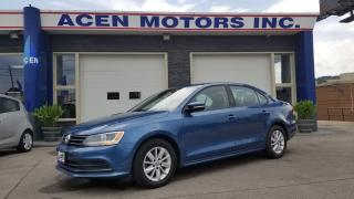 Used 2016 Volkswagen Jetta TRENDLINE+ for sale in Hamilton, ON