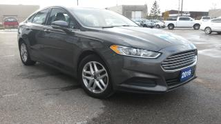 Used 2016 Ford Fusion SE for sale in Guelph, ON