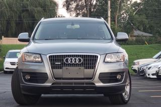 Used 2011 Audi Q5 CERTIFIED ,2.0L Premium Plus for sale in Mississauga, ON