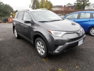 Used 2016 Toyota RAV4 UP GRADED PACKAGE LE for sale in Toronto, ON