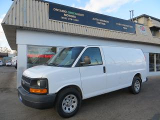 Used 2011 Chevrolet Express 1500 ,SUPER CLEAN,NO WORK WEAR for sale in Mississauga, ON