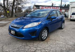 Used 2011 Ford Fiesta SE/Certified/Automatic/Heats Seats/Gas Saver for sale in Scarborough, ON