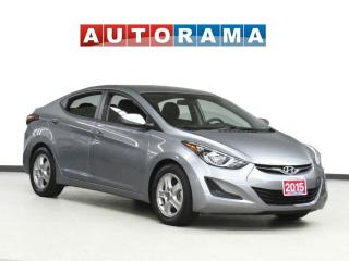Used 2015 Hyundai Elantra for sale in Toronto, ON